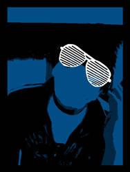 Kanye Glasses by CKIM2100
