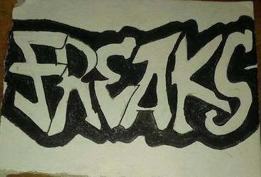 Freaks by LadyMark5