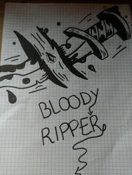 Bloody Ripper by LadyMark5