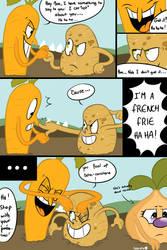 Vegetable puns by TikiIrishy