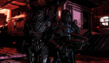 Terminus Fighters by Str4ngeFarseer