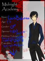 Louis App by alynnlove