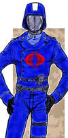 Cobra Commander by edern