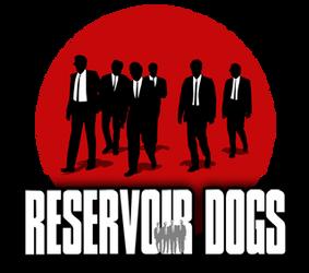 Reservoir Dogs Dock Icon by mickeyg13