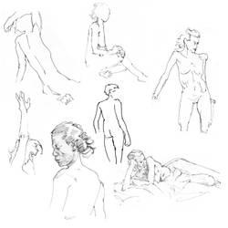 Nudies '09 .4 by croovman