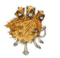 Desert Rats by croovman