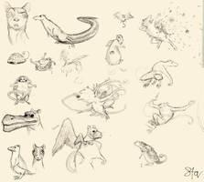 Rat-a-Sketch01: Mutations R Us by croovman