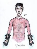 a HyperGlove boxer by croovman