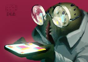 MonsterBoyz No.3 Dee by croovman