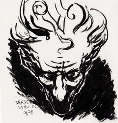 Inktober#24 - Unoptimal by croovman