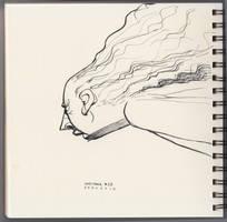 Inktober#28 - The Westerly by croovman