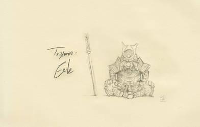 Trixters#8 - Exile by croovman