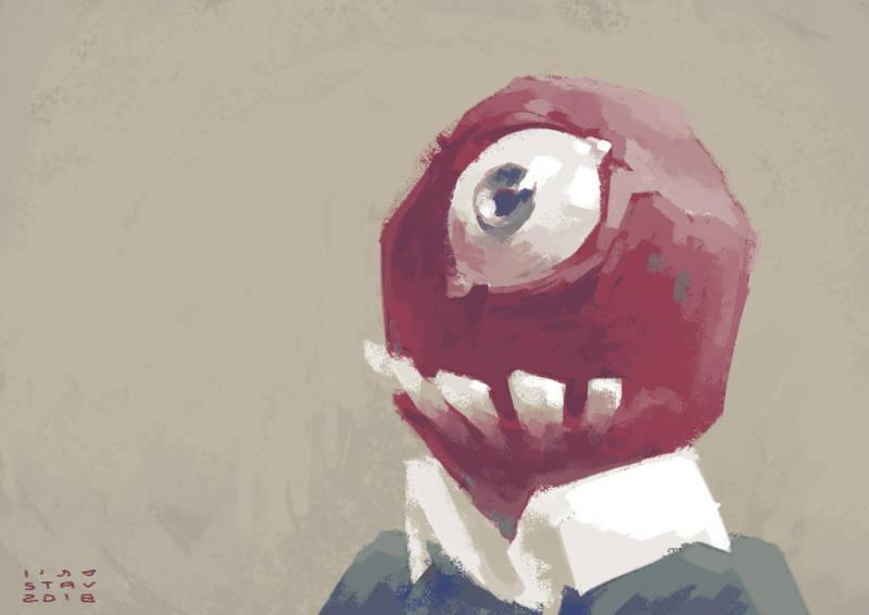 MonsterBoyz No.7 - Gerad by croovman