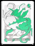 RATS! - Card Deck by croovman