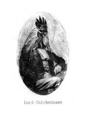 Sir Chickenbaum by croovman