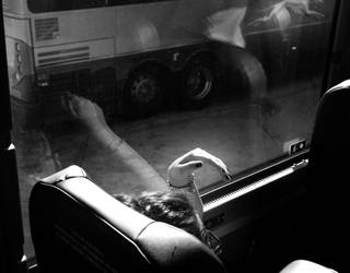 Greyhound bus by myoung4828