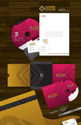 Identity Golden Sound Pro by Aljonaidy