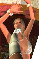 Pearl Opens The Door By White0wlsuperheroine-daac4 by writerdeb88