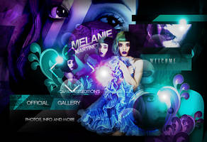 +EDICION: Melanie emoxa by CAMI-CURLES-EDITIONS