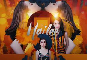 +EDICION: Love myself|Hailee Steinfeld by CAMI-CURLES-EDITIONS