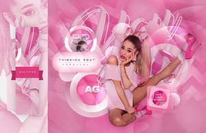 +EDICION: Thinking Bout You | Ariana by CAMI-CURLES-EDITIONS