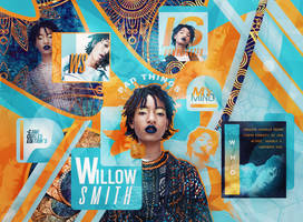 +EDICION : Bad Things | Willow by CAMI-CURLES-EDITIONS