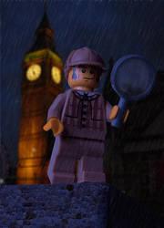 Sherlock by Wodger