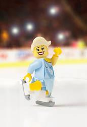 Ice Princess by Wodger