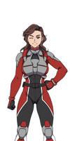 Gundam Attrition: Kay by SNEEDHAM507