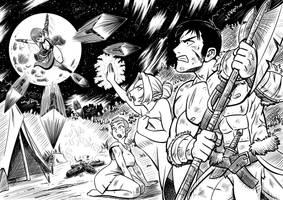 ICXEFT: Night ambush by SNEEDHAM507