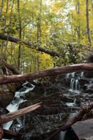 Vanderbilt Waterfall by gperkins10