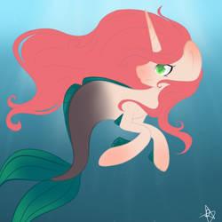 Da little Mermaid :B by MlleRoxy4