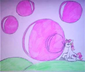 bubble twist by pokemonartist1994