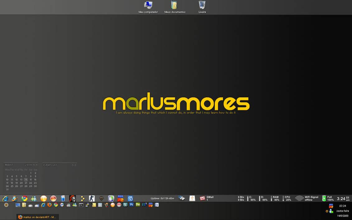 mrls desk by marlus