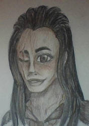 Tribal Face by Onde-Kunstner