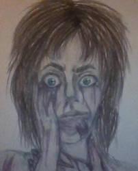 Girl of Death by Onde-Kunstner
