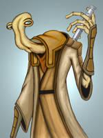 Ithorian Jedi by Pilin