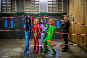 Totally Spies Cosplay by Miho-Shizue
