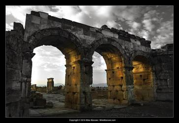 Pamukkale, Turkey. by CheshirePhotographer