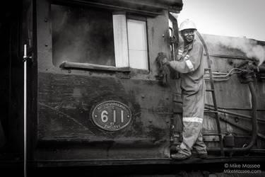 Engine wiper, Zimbabwe by CheshirePhotographer