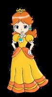 Princess Daisy by 3Dogz