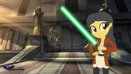 Dany as Jedi by Jonathan44062