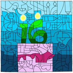 It's Yo Birthday! It's Yo Birthday! by AuroraArt