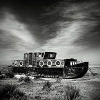 Blakeney Boat by Coigach