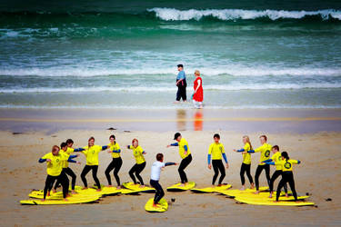 Sailing By... Surf School by Coigach