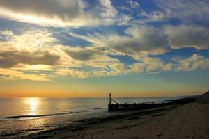 North Sea Dawn 8 - Norfolk UK by Coigach