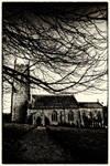 British Gothic 4: Churchyard by Coigach