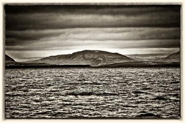 Crossing Faxa Bay by Coigach