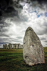 Heel Stone by Coigach