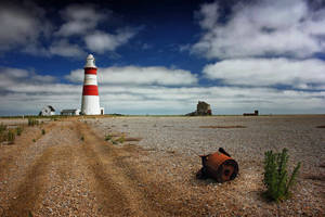Lighthouse+Rust - Orford Ness by Coigach